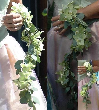 hangend bruidsboeket - Google zoeken