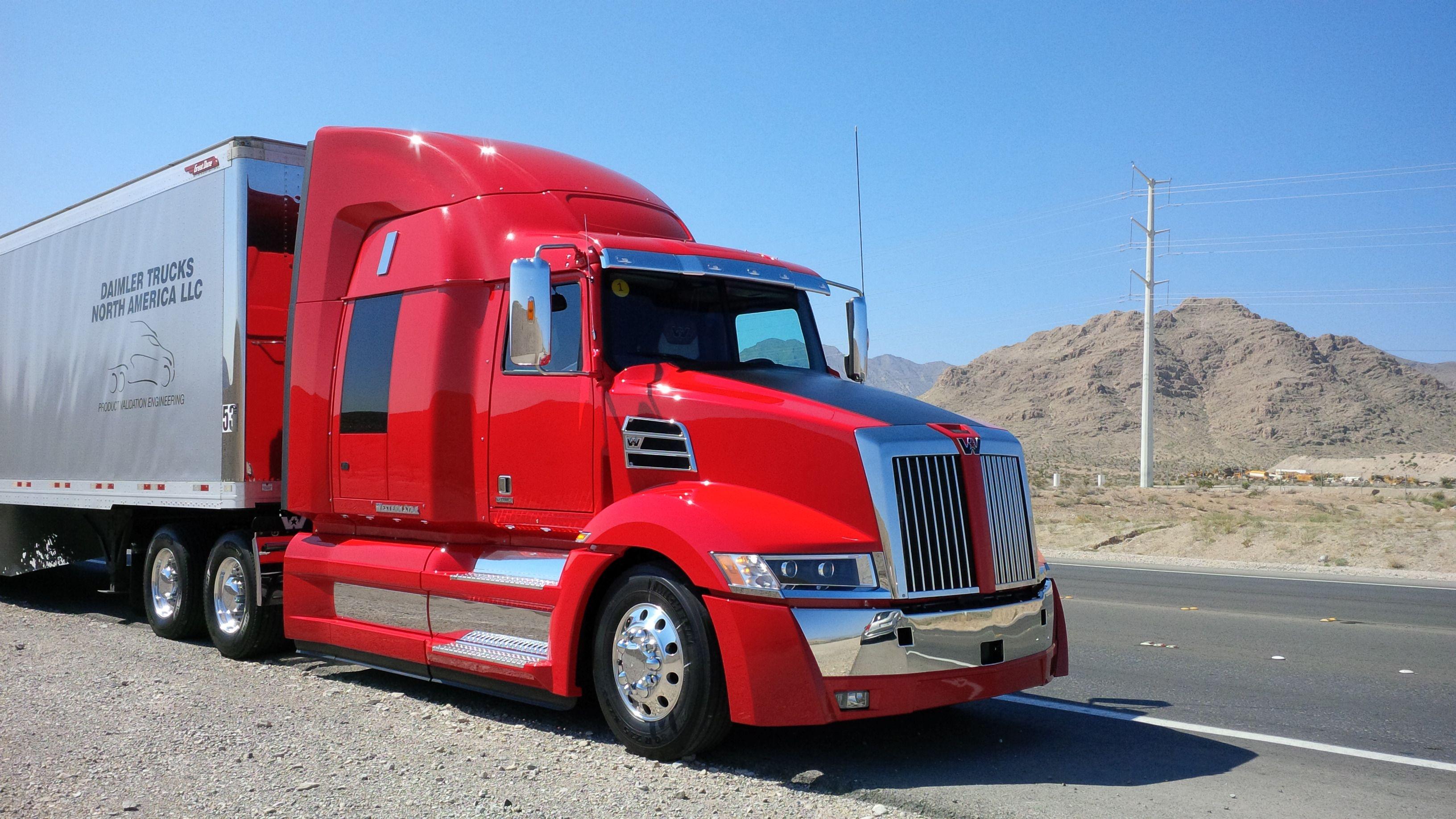 Driving The New Western Star 5700 Western Star Trucks Trucks