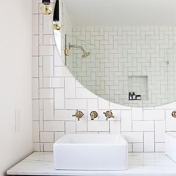 Kohler Purist Faucet Vintage Bathroom Smitten Studio The - Kohler purist bathroom sink
