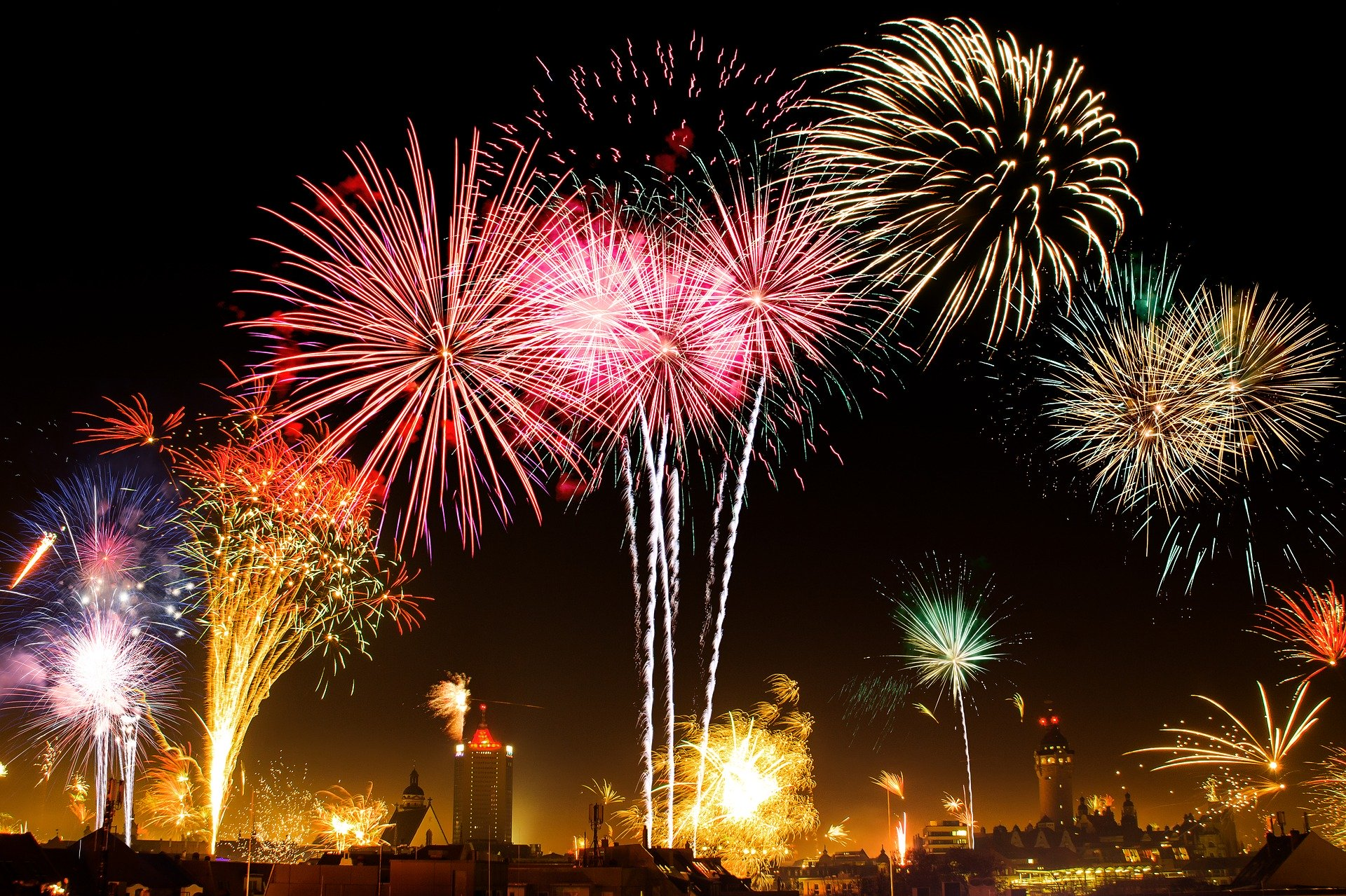 Top 10 Best Party Places To Celebrate New Year S Eve 2020 In Thailand The Foodie Travels In 2020 New Years Eve Fireworks Happy New Year Pictures New Year Wishes