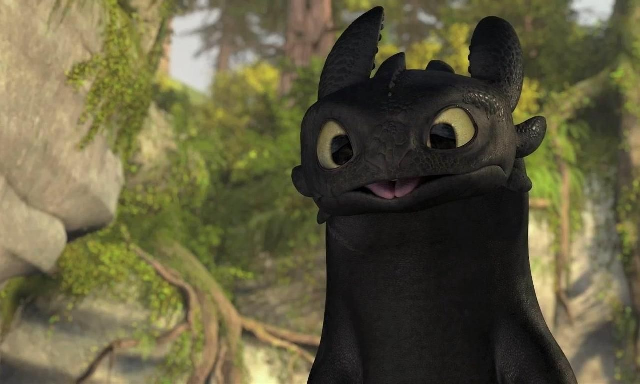 Night Fury Toothless Night Fury Toothless How To Train Your Dragon 1280x768px How Train Your Dragon How To Train Your Dragon How To Train Dragon