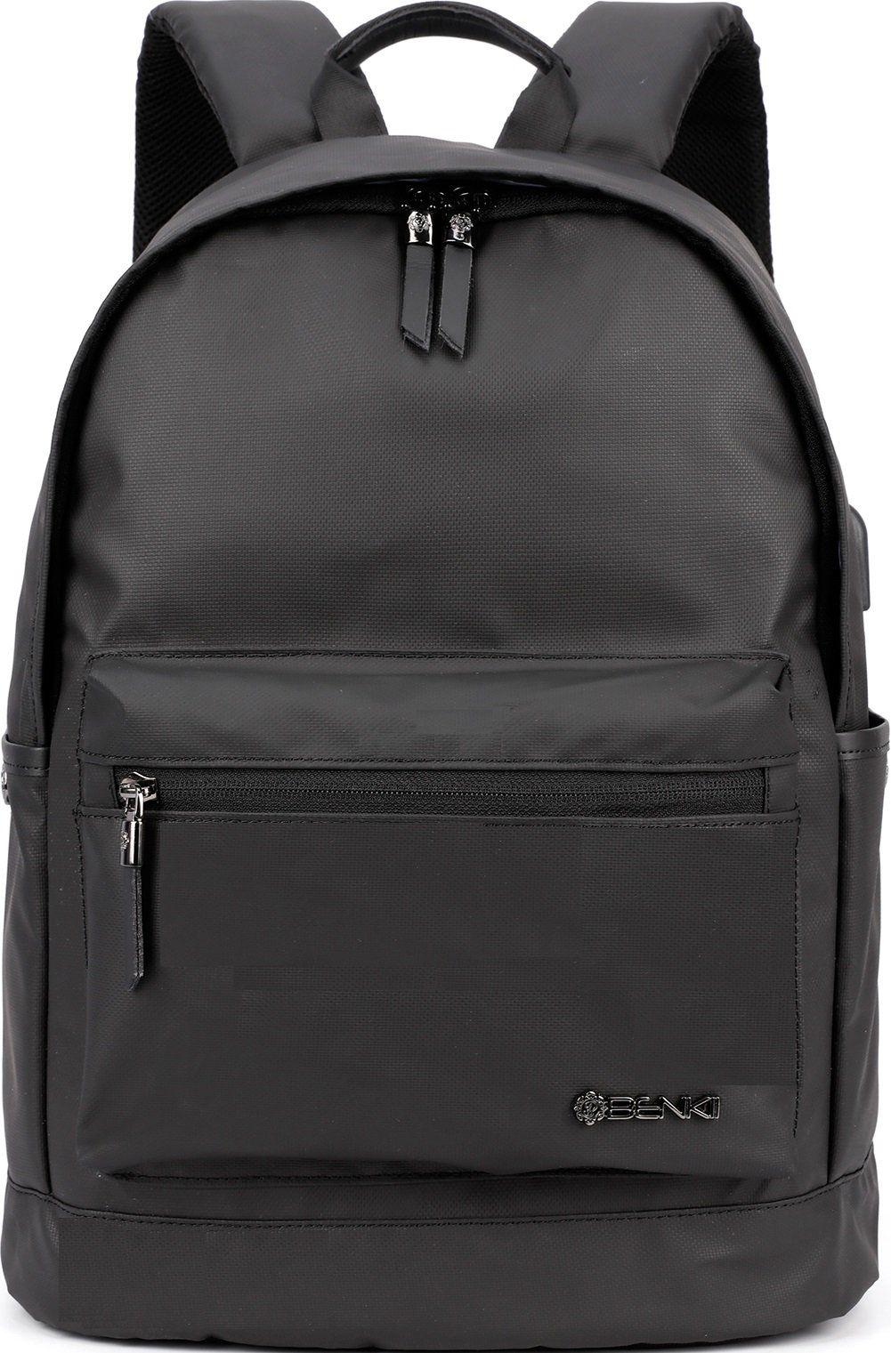 Backpack w USB Charging Port Fits UNDER 15