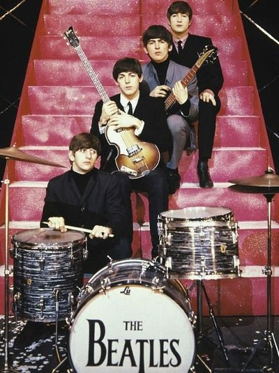 The Beatles - was a big fan in the day! Still like their music.
