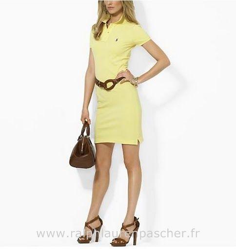ralph lauren robe Survêtement coton yellow Veste Ralph Lauren Pas Cher fccbeedfe1c6