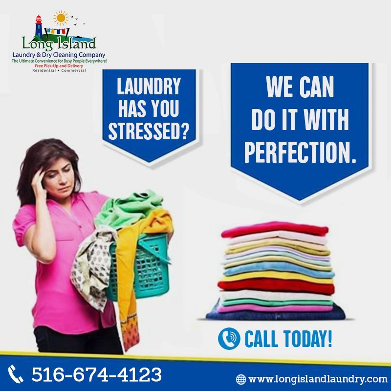 Commercial Laundry Services In Glen Cove New York Long Island