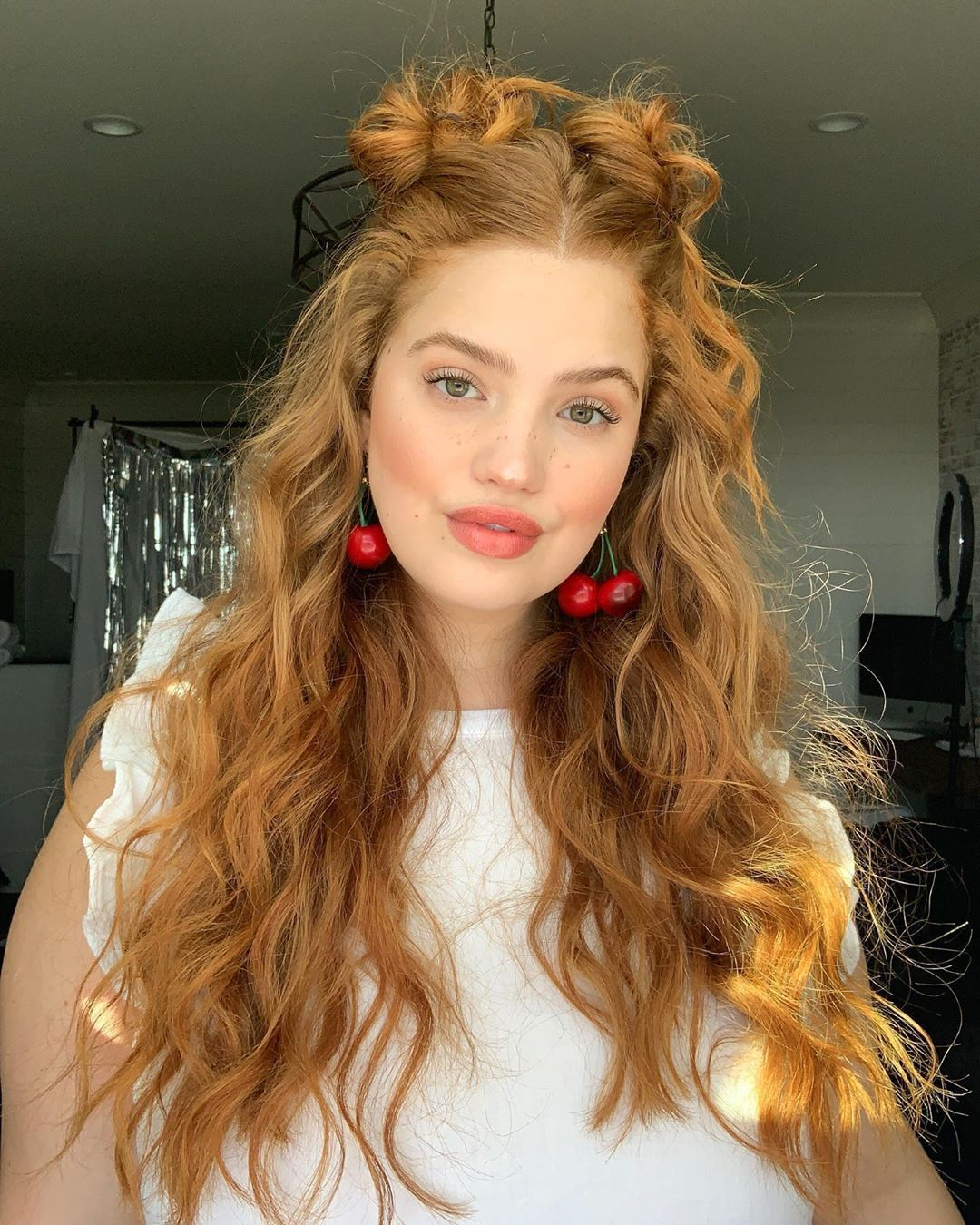 Bree Kish On Instagram Red Hair Model Strawberry Blonde Hair Red Hair Outfits