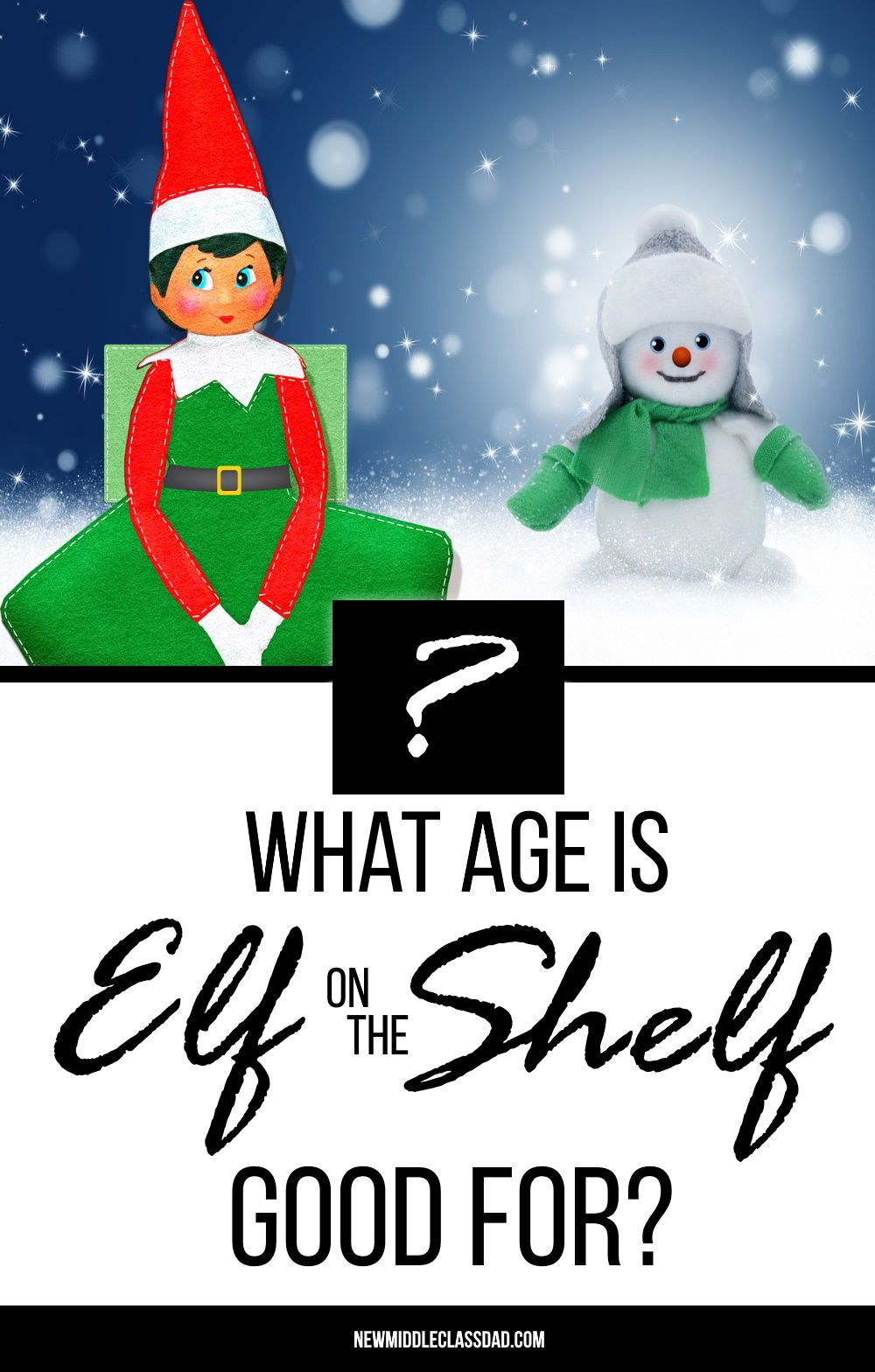 What Age is Elf on the Shelf Good For? #elfontheshelfarrival