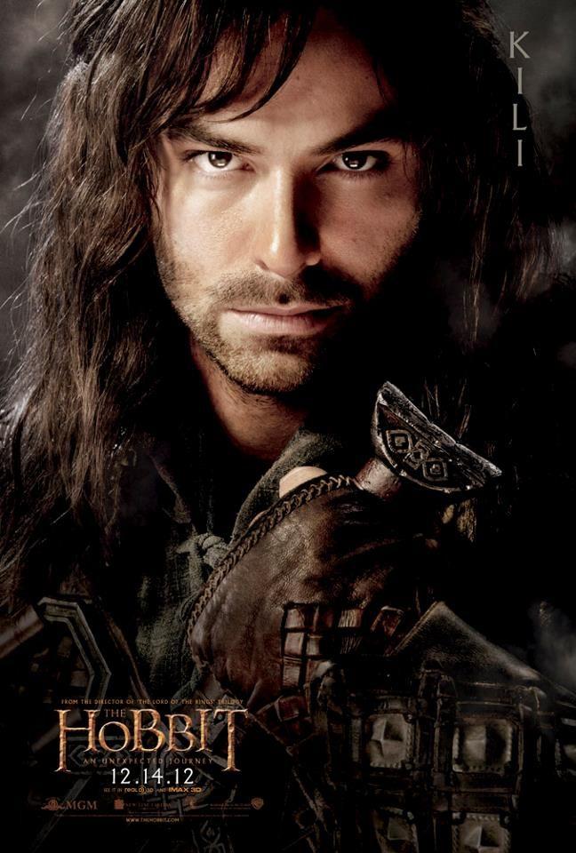 Pin De Jim Gray Online En Movies Hobbit El Senor De Los Anillos Aidan Turner