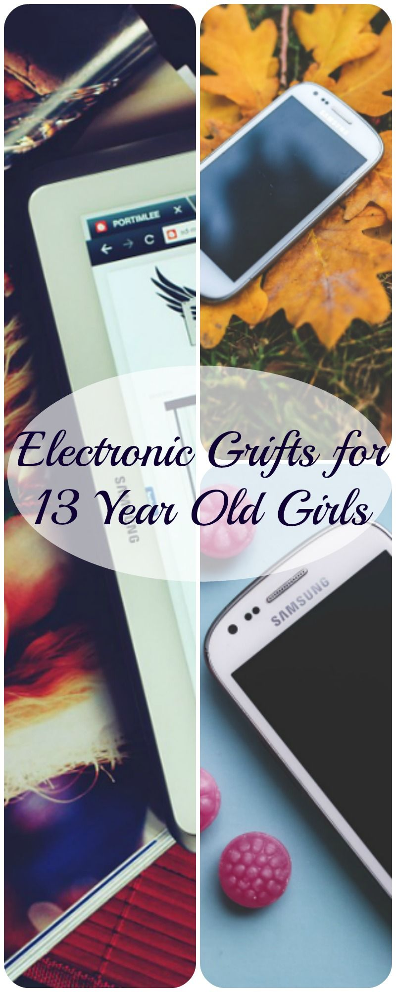 The best electronic gifts for 13 year old girls  sc 1 st  Pinterest & 20+ Of the Coolest 13th Birthday Gifts for Girls | Shop for Gifts ...