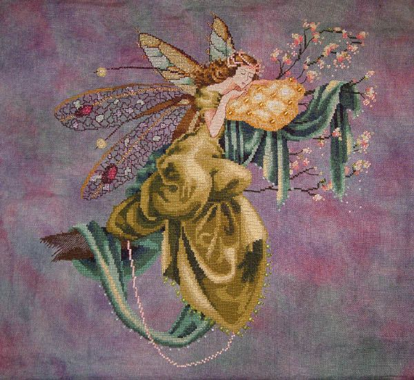 """COMPLETE XSTITCH MATRLS  /""""MOON SWEET MOON/"""" MO5 by Passione Ricamo"""