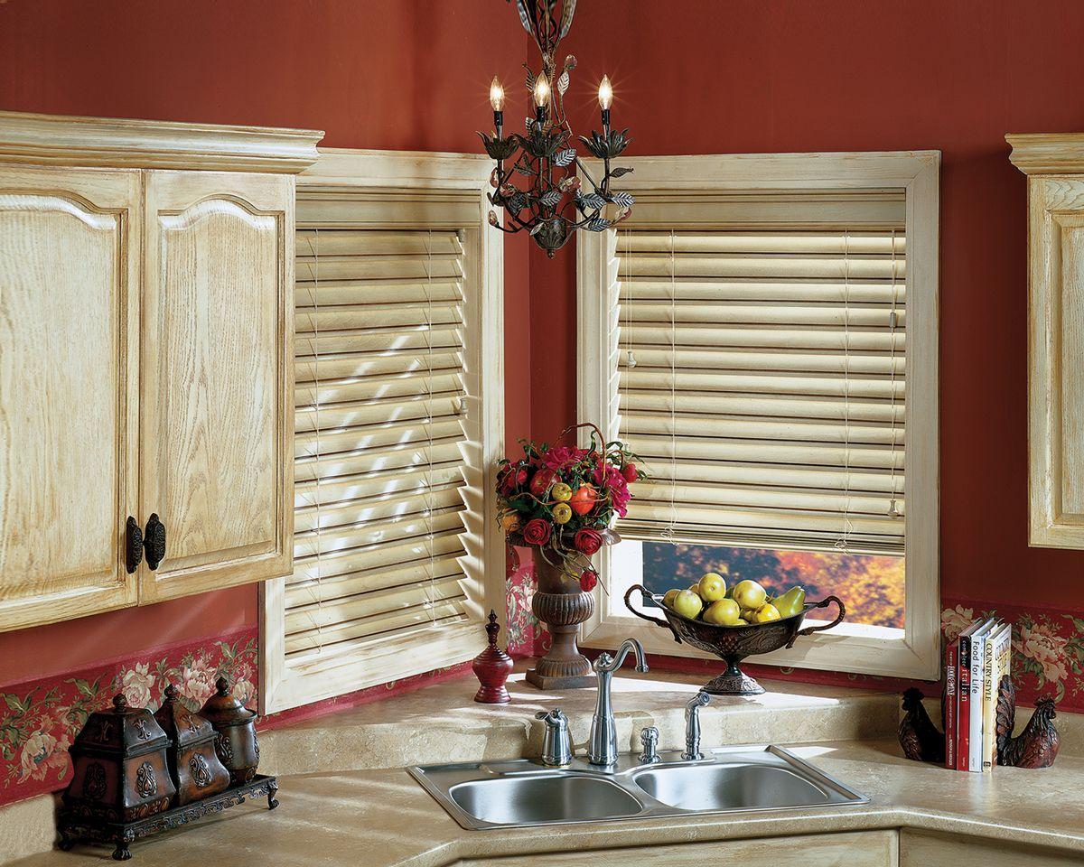 Custom wooden blinds vertical shutter more