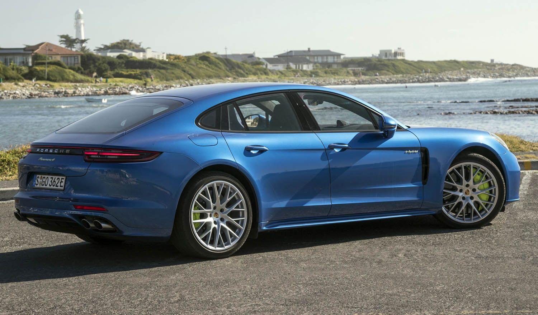 بورش باناميرا 4 إي هايبرد الفخامة الخضراء والأداء المكهرب موقع ويلز Porsche Panamera Porsche Panamera 4 Porsche