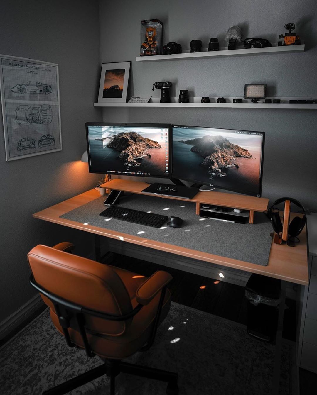 Home Officeinterior Design Ideas: Rate This Setup 1-10 Awesome Setup By: @michsoledesign Do
