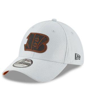 3bdbfd69 New Era Cincinnati Bengals Training 39THIRTY Cap - Gray L/XL ...