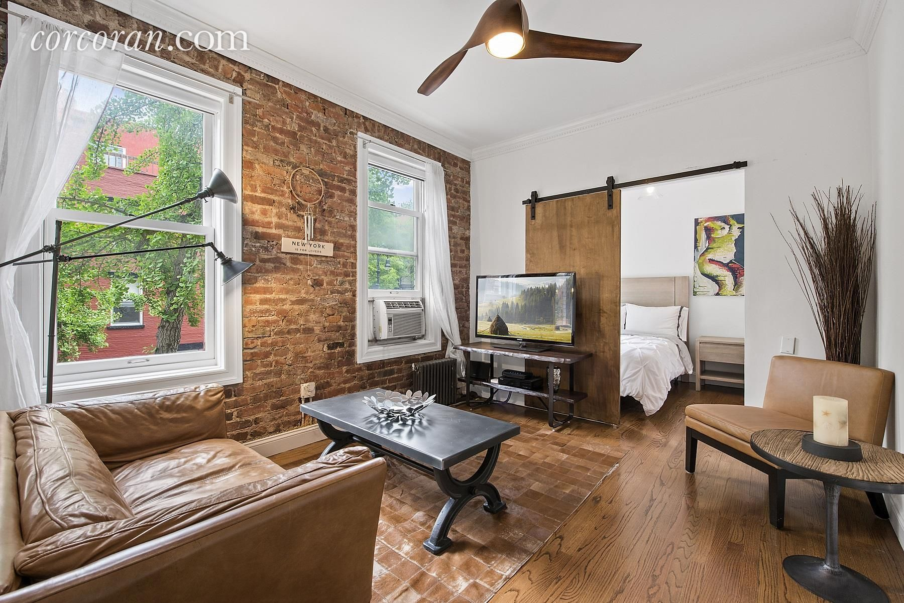 West Village, NY Compass New york city apartment, One