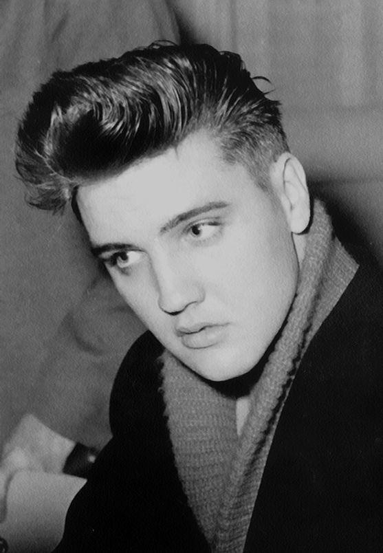 Move Baby Move Elvis Hairstyle Elvis Presley Young Elvis