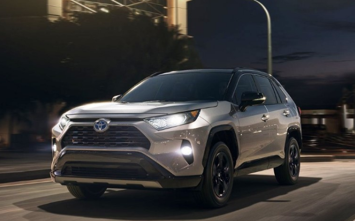 2020 Toyota Rav4 Hybrid Suv Review And Price Toyota2019 Com