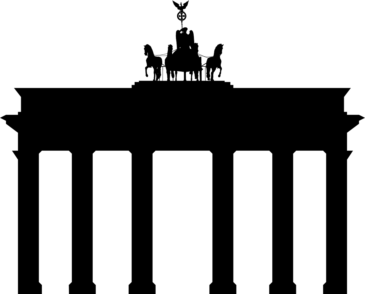 Gratis Billede Pa Pixabay Berlin Brandenburger Tor Monument In 2020