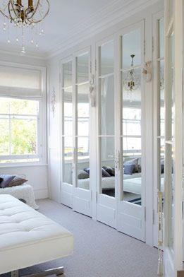 Wind Lost Mirror Mirror On The Wall Armarios De Dormitorio Armario De Pared Interiores De Placard