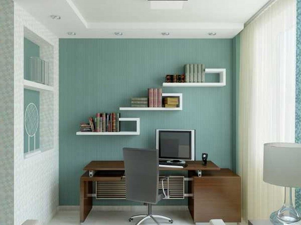 Small Office Design Ideas for Your Inspiration Office Workspace ...