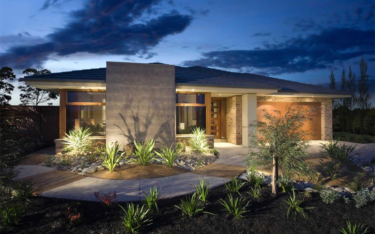 Renovate a 50yr old triple front brick veneer home into for Brick veneer house
