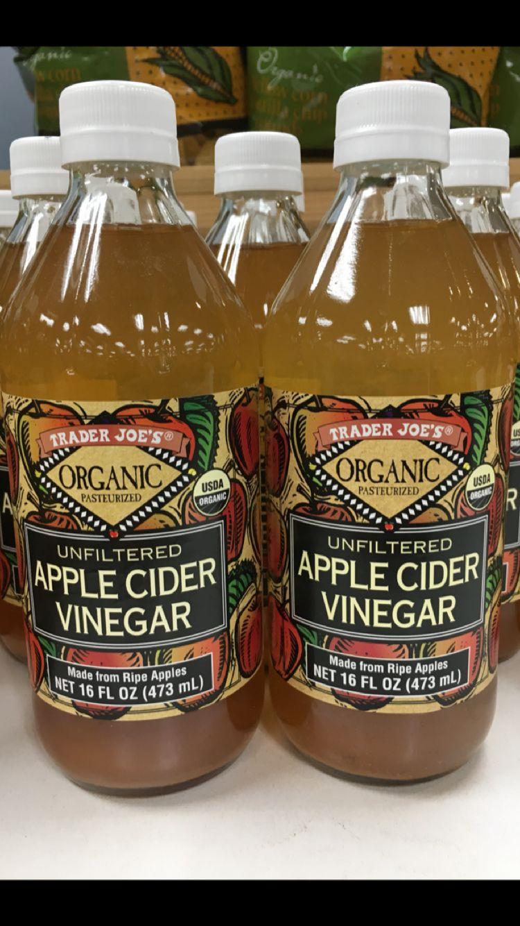 Apple Cider Vinegar (With images) Apple cider, Usda