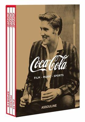 Coca-Cola Set of Three: Film, Music, Sports (Regular Edition)