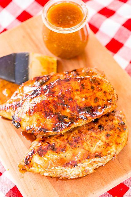 recipe: easy peach chicken recipe [38]