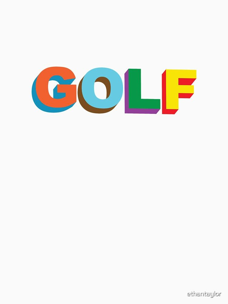 Tyler The Creator Golf T Shirt By Ethantaylor In 2020 Tyler The Creator Tyler The Creator Wallpaper Photo Wall Collage