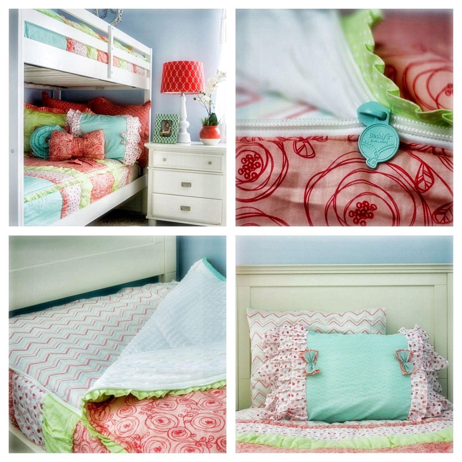 Girl bedroom remodel ideas. DIY decorate for a female ...