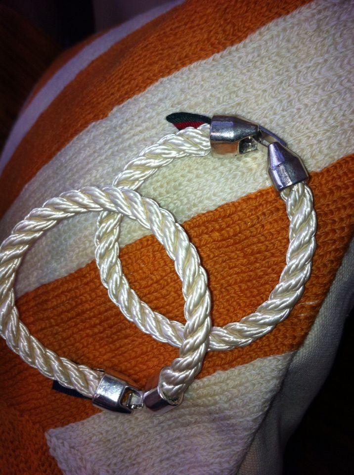 Pulseira corda