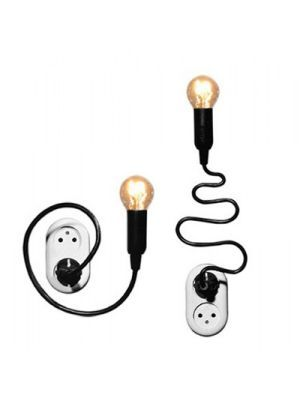 Goods Watt Lamp Set 2 Stuks Met Afbeeldingen Zwarte Lampen Stopcontact Lampen