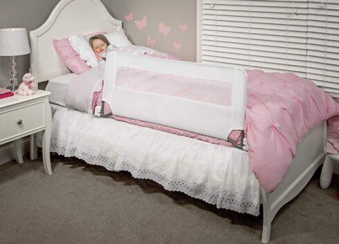 Top 10 Best Toddler Rails For Queen Bed Happy Sections In 2020 Bed Rails Bed Rails For Toddlers Safety Bed