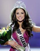 Beautiful Olivia Culpo, Miss Rhode Island from Cranston, RI.