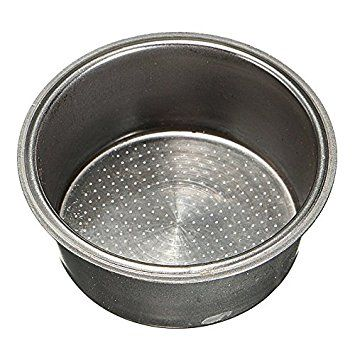 MagiDeal Coffee 2 Cup 51mm Non Pressurized Filter Basket For Breville Delonghi Krups