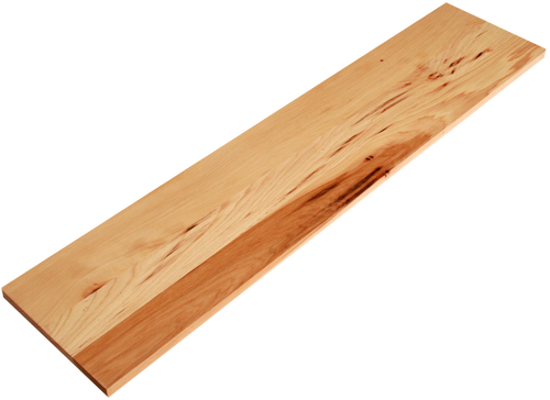 Best Character Hickory Stair Riser Wood Stairs Hickory Wood 400 x 300
