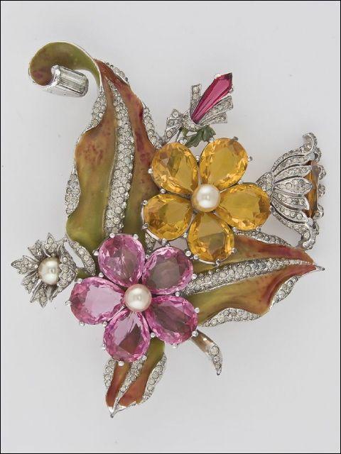 Bijoux fantaisie 1940