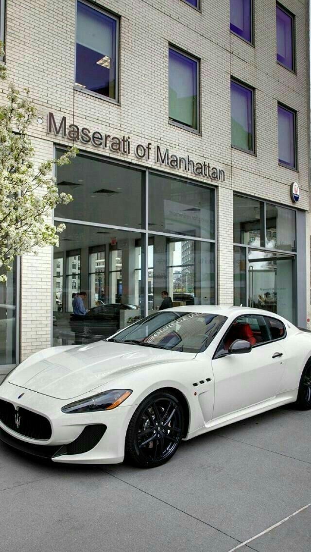 Pin By AutoDatanet On Best Carsvehicles Ever Pinterest - Maserati car dealership