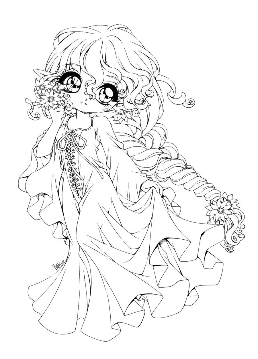 keicea... by sureya on deviantART Chibi coloring pages