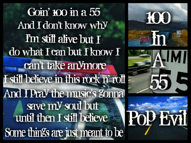 100 in a 55 Music quotes, Online photo editor, Songs