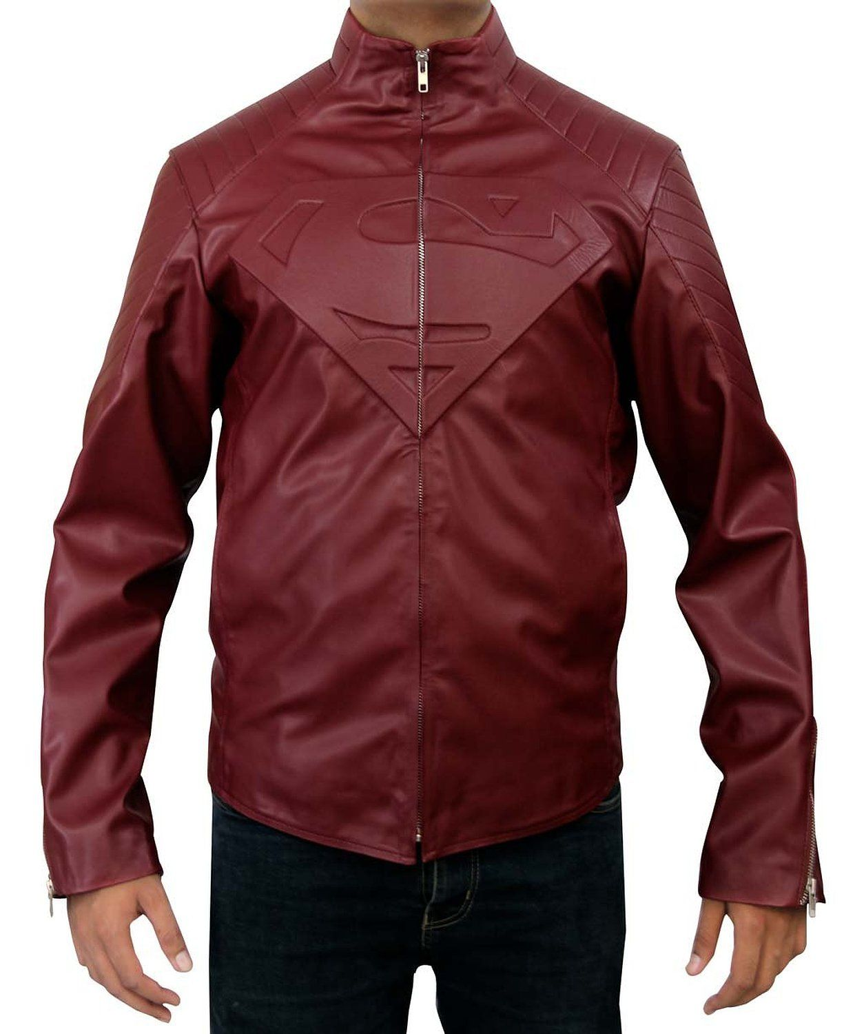 Smallville Leather Jacket on Sale UK, US and Canada Free