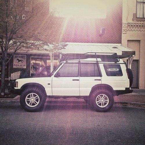 Damn I Miss My Discovery.... LandRover Discovery II