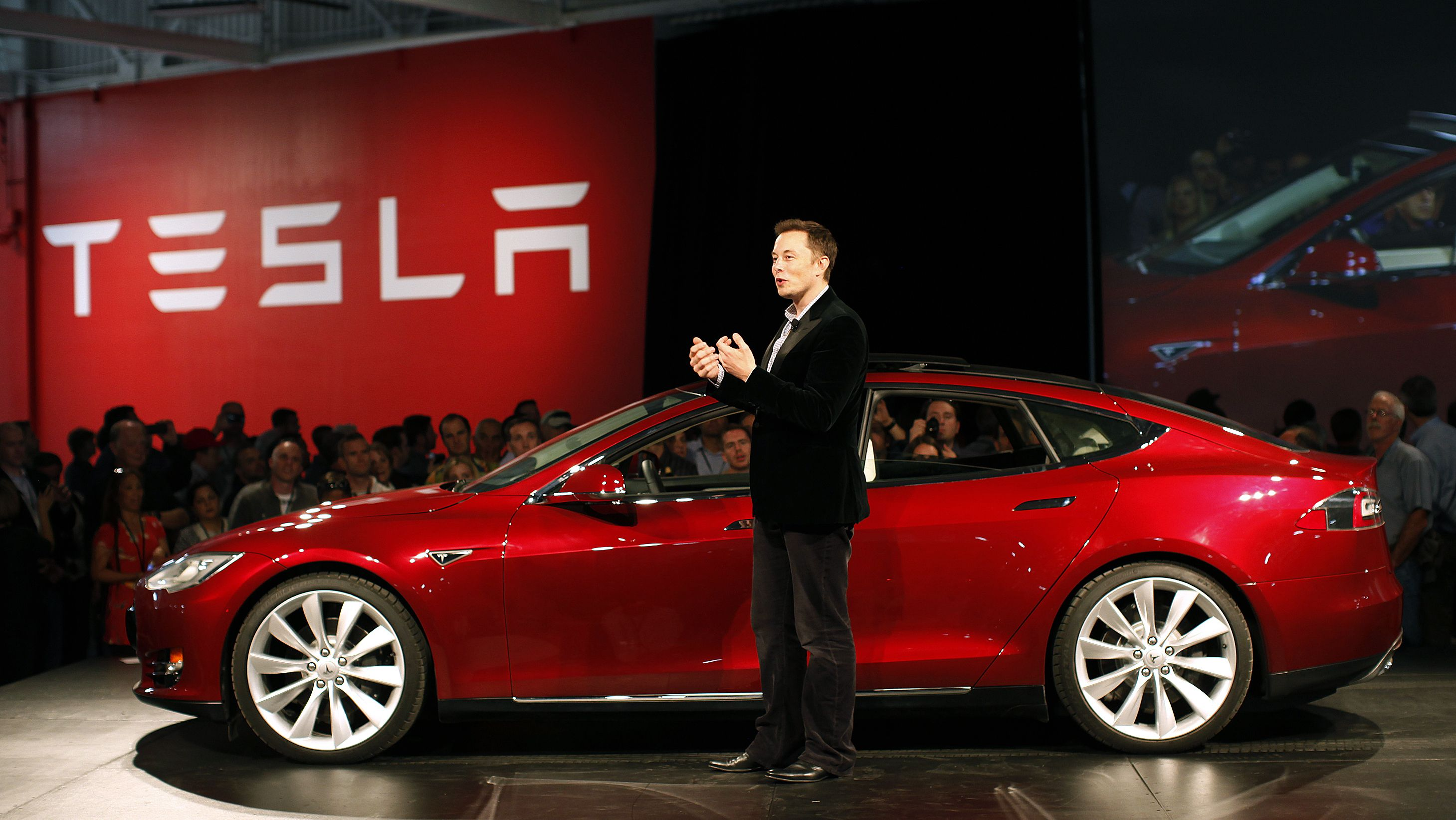 Image result for spacex and tesla elon musk