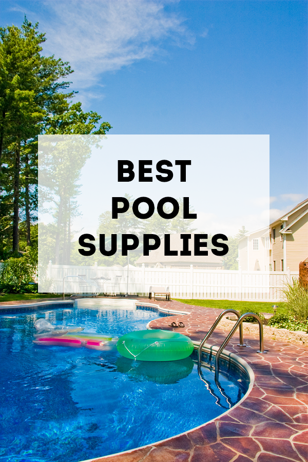 Wondering What Pool Supplies You Need Well In This Article We Go Over The 10 Best Pool Supplies You Absolut Gunite Swimming Pool Cool Swimming Pools Pool Cost
