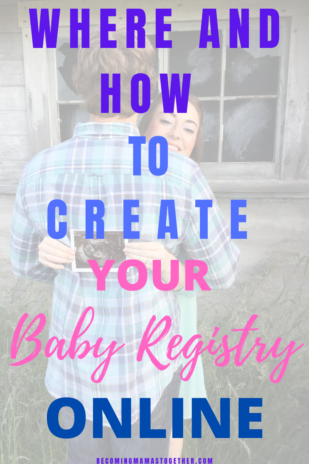 Where To Create Your Baby Registry in 2020 | Baby registry ...