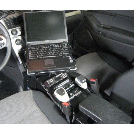 Havis Inc 2013 Ford Police Interceptor Utility 21 Console