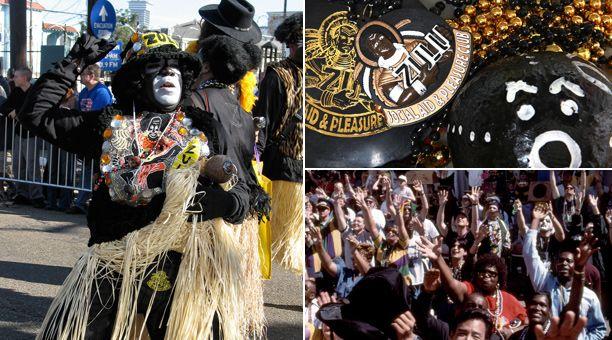 Zulu- Mardi Gras New Orleans