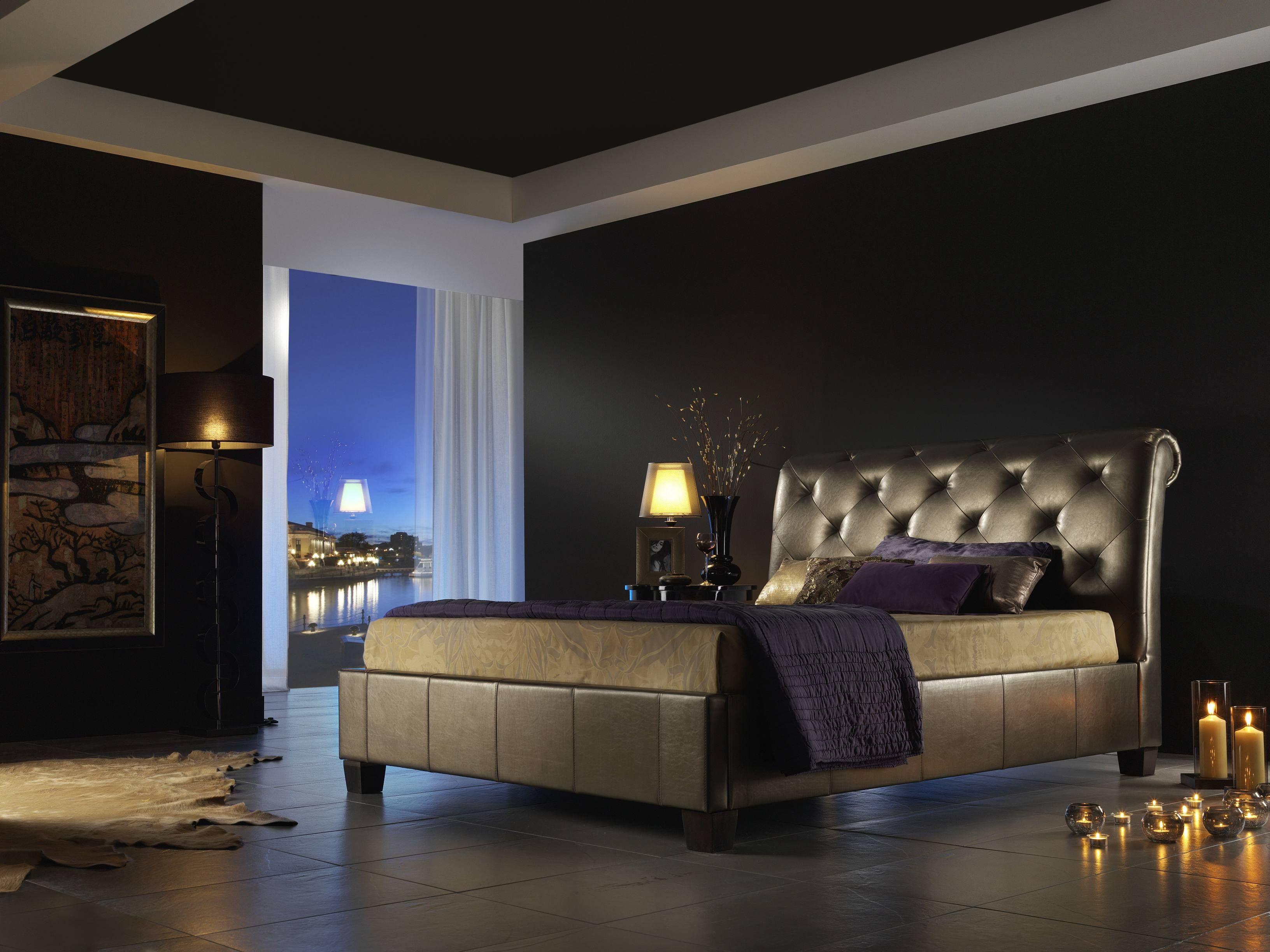 Cabecero De Cama Tapizado 1000detalles1000ideas 30 Casa  ~ Muebles Rey Espacio Mediterraneo