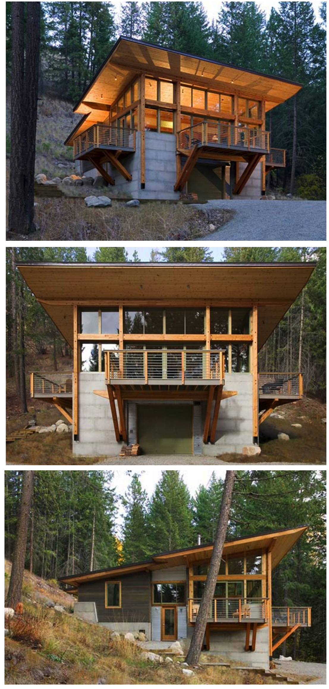 Wintergreen Cabin By Www Balanceassociates Com In 2020 Tiny House Cabin Tiny House Design Building A House