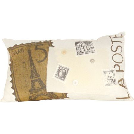 I pinned this La Poste Pillow from the Ferguson & Co. event at Joss and Main!